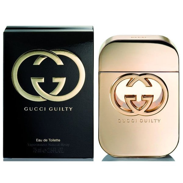 1405301e8ed Shop Gucci Guilty Women s 2.5-ounce Eau de Toilette Spray - Free Shipping  Today - Overstock - 5716151