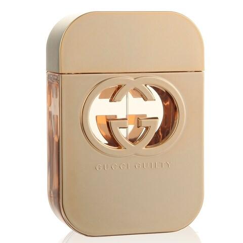 Gucci Guilty Women's 2.5-ounce Eau de Toilette Spray
