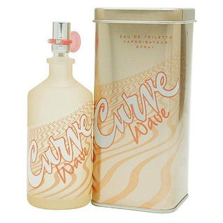 Liz Claiborne Curve Wave Women's 3.4-ounce Eau de Toilette Spray