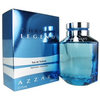 Loris Azzaro Chrome Legend Men's 2.6-ounce Eau de Toilette Spray