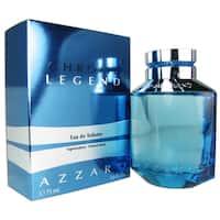Loris Azzaro Chrome Legend Men's 2.6-ounce Eau de Toilette Spray