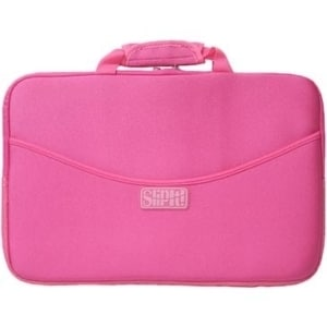 "Digital Treasures SlipIt! 07638 Carrying Case for 15"" Notebook - Pink"