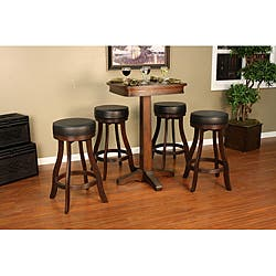 Maple kitchen dining room sets for less overstock mira pub table set 8 watchthetrailerfo