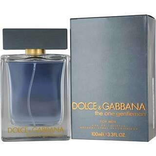 Dolce & Gabbana The One Gentleman Men's 3.4-ounce Eau de Toilette Spray