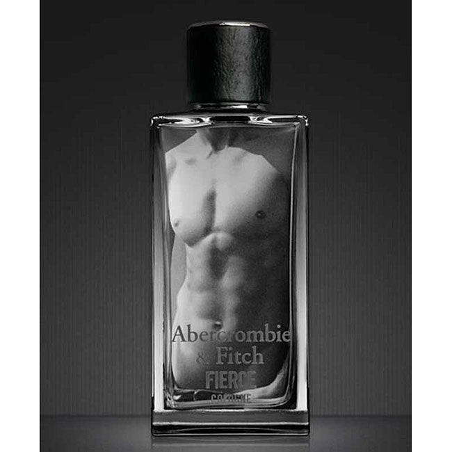 ABERCROMBIE & FITCH Fierce Men's 1.7-ounce Cologne Spray,...