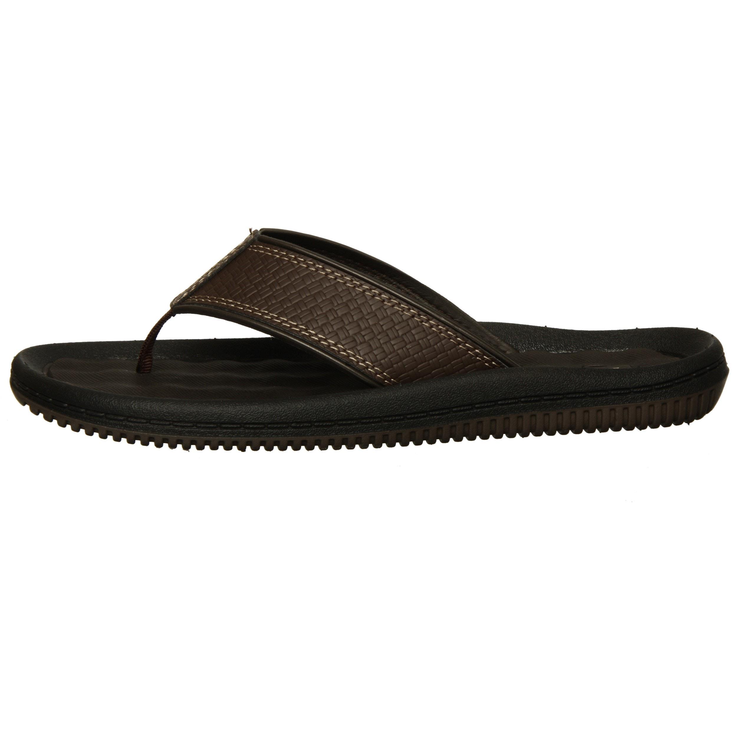 skechers rubber sandals