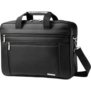 "Samsonite Classic Carrying Case (Briefcase) for 17"" Notebook - Black"