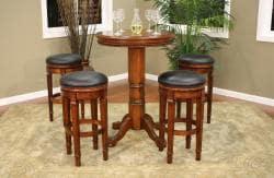 Avalon Pub Table/ Stool Set