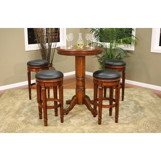 Avalon Pub Table Stool Set Free Shipping Today