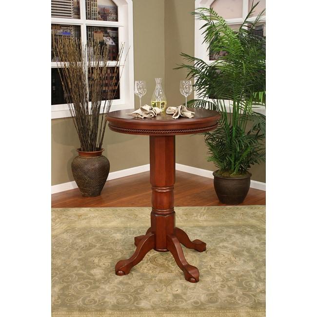 Avalon Brandy Wood Pub Table