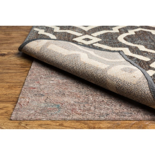 Mohawk Home Supreme Felted Dual-Surface Rug Pad (2' x 8') - Brown - 2' x 8'