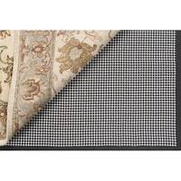 Anti-Microbial Non-slip Rug Pad (9' x 12') - Black - 9' x 12'/9' x 13'/9' x 11'