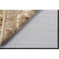Breathable Non-slip Rug Pad (5' x 8') - White - 5' x 8'/5' x 7'/6' x 9'