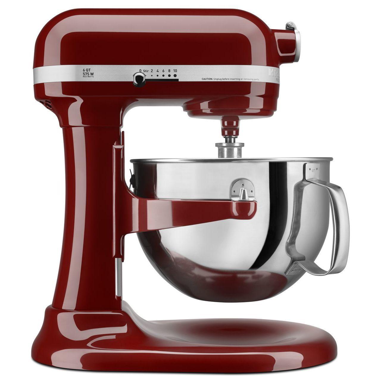 KitchenAid RKP26M1X 6-quart Pro 600 Stand Mixer (Refurbished)