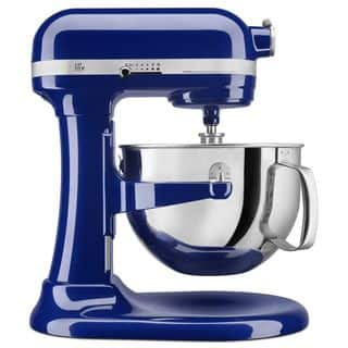 Kitchenaid Rkp26m1x 6 Quart Pro 600 Stand Mixer Refurbished