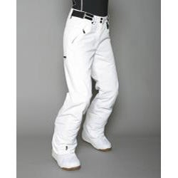 Marker Women's Gortex Farenheit Insulated White Snow Pants - Thumbnail 2