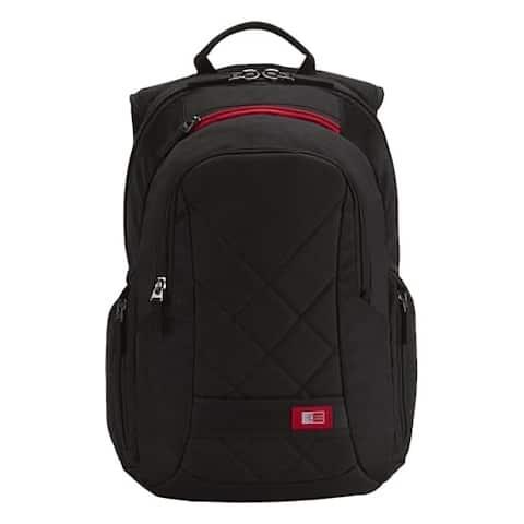 """Case Logic DLBP-114 Carrying Case (Backpack) for 15"""" Notebook - Black"""