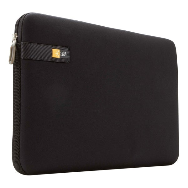 "Case Logic LAPS-111 BLACK Carrying Case (Sleeve) for 12"" Chromebook, Ultrabook - Black"