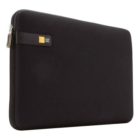 "Case Logic LAPS-111 BLACK Carrying Case (Sleeve) for 12"" Chromebook, Ultrabook - Black"