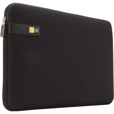 "Case Logic LAPS-114 BLACK Carrying Case (Sleeve) for 14.1"" Notebook - Black"