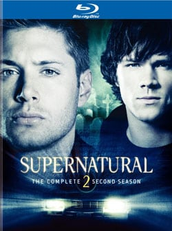 Supernatural: The Complete Second Season (Blu-ray Disc)