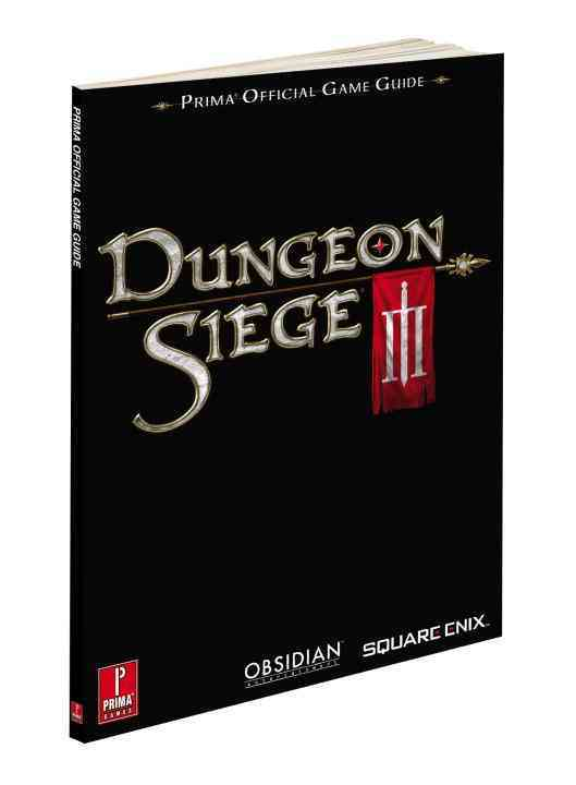 Dungeon Siege III: Prima Official Game Guide (Paperback)