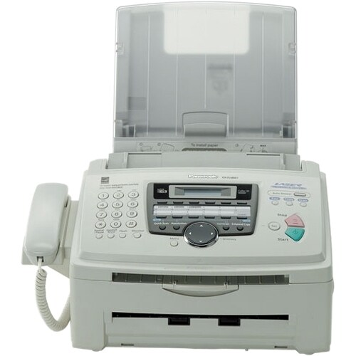 Panasonic KX-FLM661 Laser Multifunction Printer - Monochrome - Plain