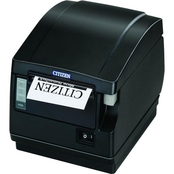 Citizen CT-S651 Direct Thermal Printer - Monochrome - Desktop - Recei