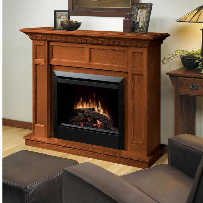 Shop Dimplex North America Dfp4743o Electric Flame Fireplace Ships