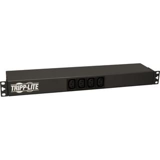Tripp Lite PDU Basic Dual Volt 100-240V 20A 2 C19; 12 C13 Outlet 1U 0