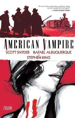 American Vampire 1 (Paperback)