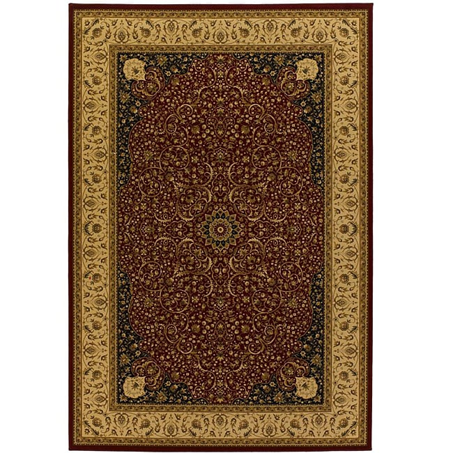 Artist's Loom Indoor Traditional Oriental Rug - 5' x 8'