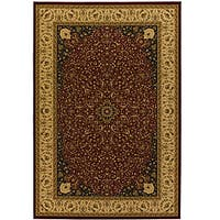 Artist's Loom Indoor Traditional Oriental Rug - 5' x 8'