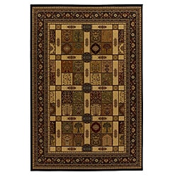 Artist's Loom Indoor Traditional Oriental Rug (5' x 8')
