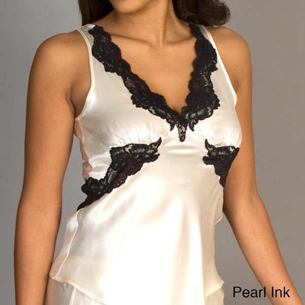 Julianna Rae Women's 'Indulgence' Silk Camisole