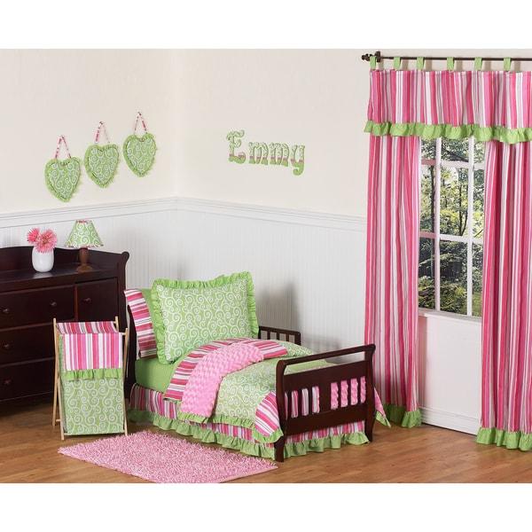 Olivia 5-piece Toddler Bedding Set