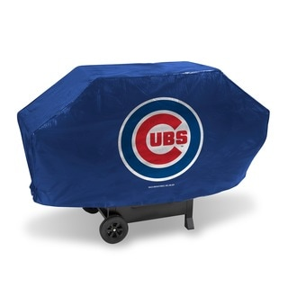 Chicago Cubs Deluxe Grill Cover