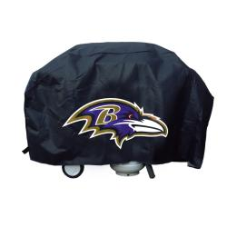 Baltimore Ravens Deluxe Grill Cover - Thumbnail 1