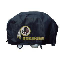 Washington Redskins Deluxe Grill Cover - Thumbnail 0