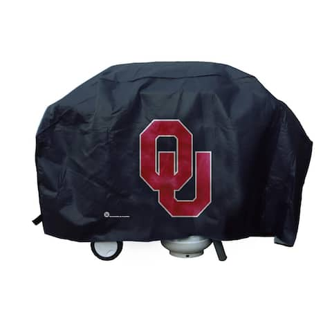 Oklahoma Sooners Deluxe Grill Cover