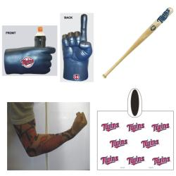 Minnesota Twins MLB Gameday Fanpack - Thumbnail 2