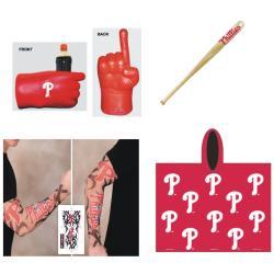 Philadelphia Phillies MLB Gameday Fanpack - Thumbnail 1