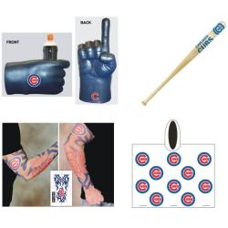 Chicago Cubs MLB Gameday Fanpack - Thumbnail 1