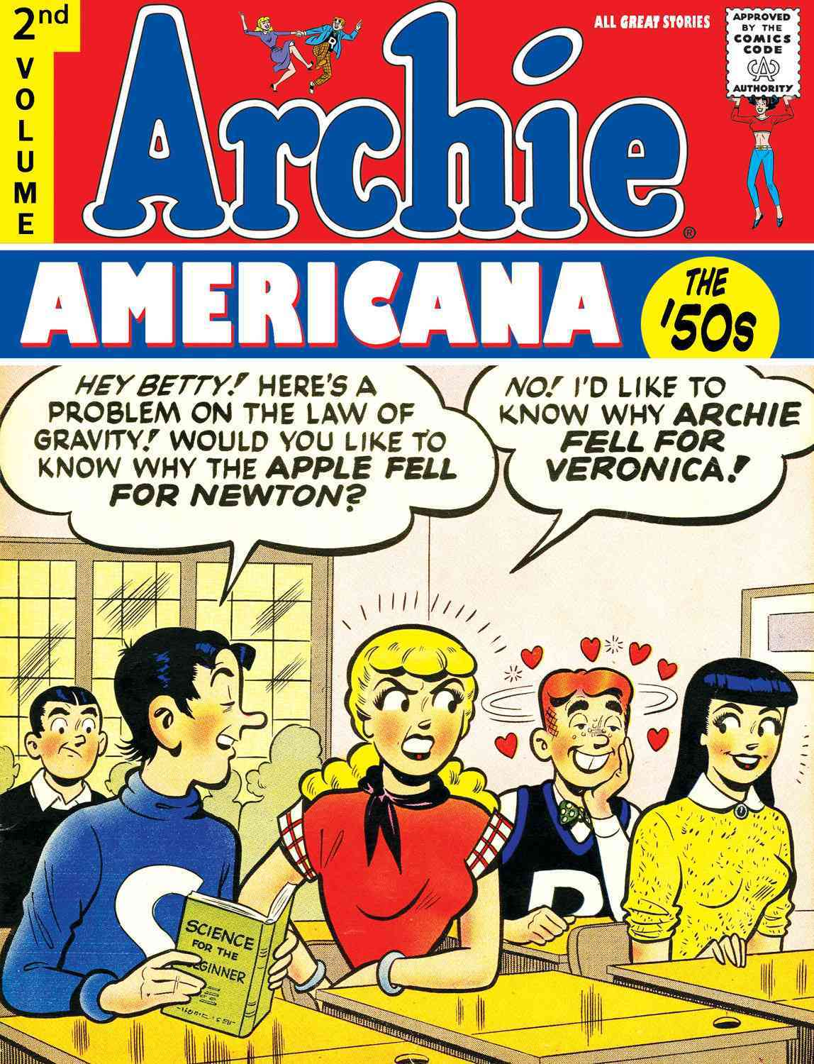 Archie's Americana 2: Best of the 1950s (Hardcover)