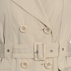 Petite Belted Trench Coat - Thumbnail 2