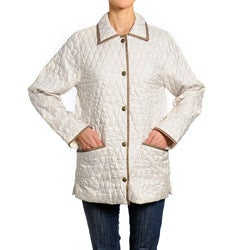 Women's 'Casablanca' Quilted Jacket