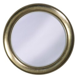 Autumn Round 40-inch Mirror