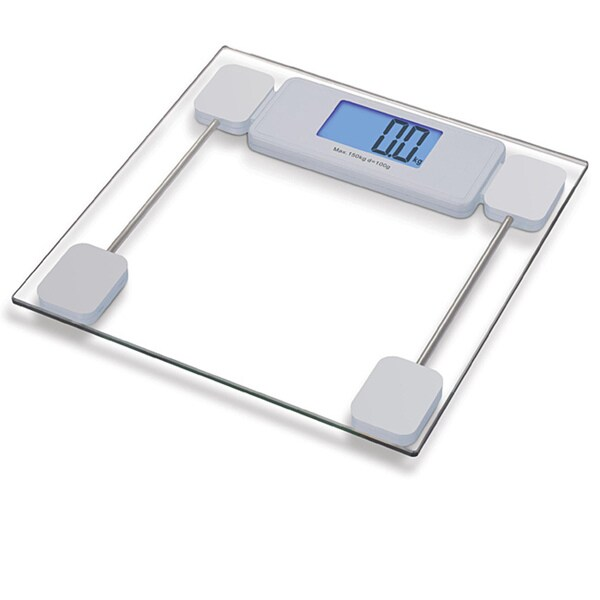 Digital Extra Large Backlight 3.50-inch Display Bathroom Scale