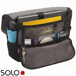 Solo Vector 17 3 Inch Laptop Messenger Bag