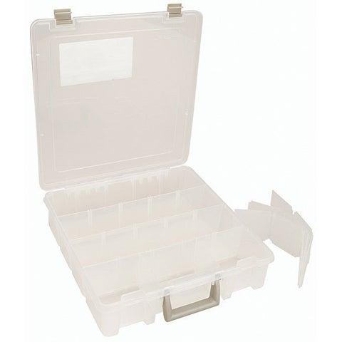 ArtBin Clear 12-compartment Super Satchel